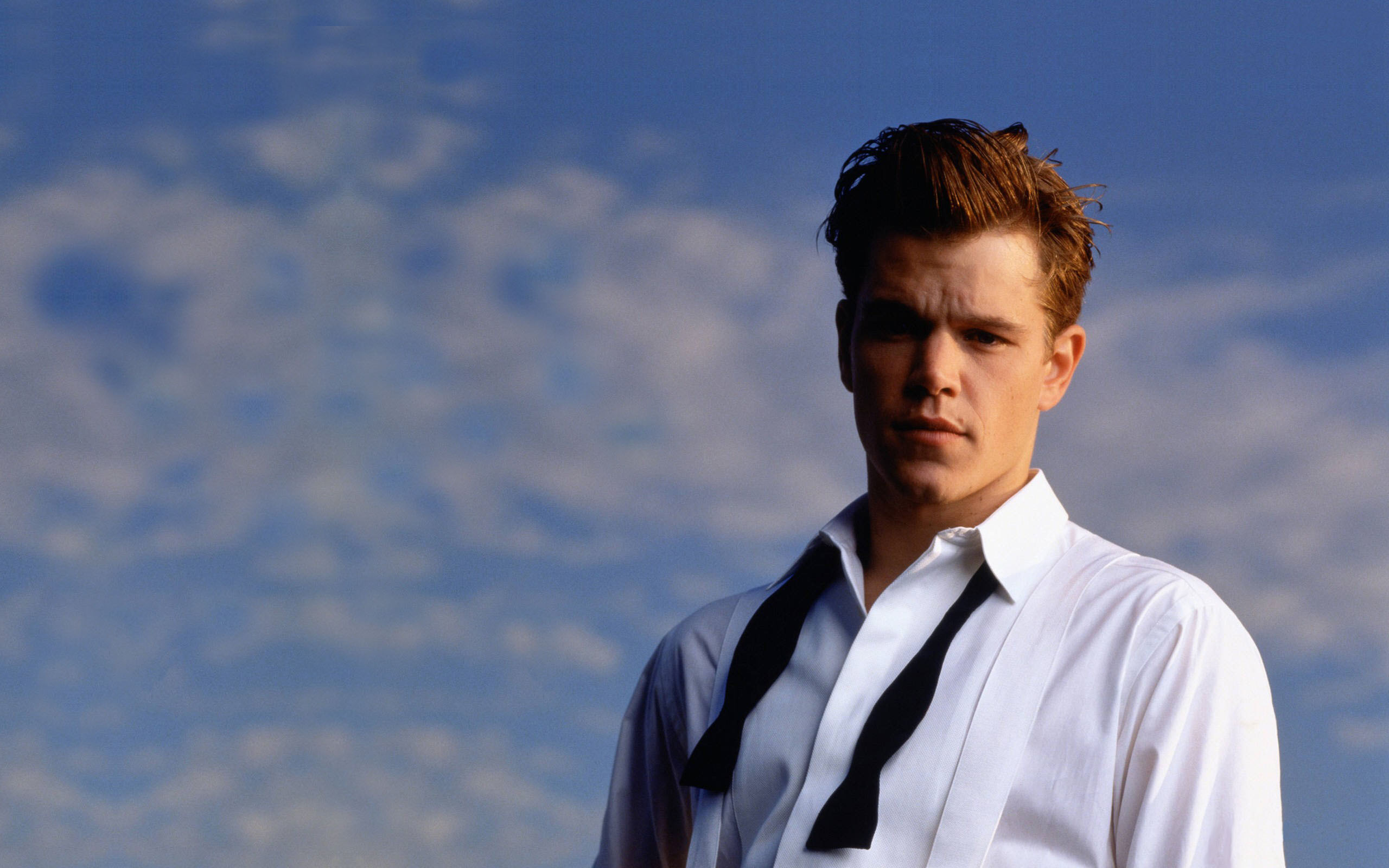 Top 10 best hollywood actors for 2013 for Matt damon young