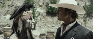 lone ranger film review