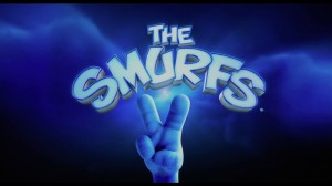smurfs 2 movie poster