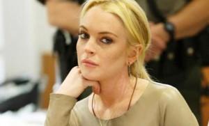 Lindsay Lohan relapsing
