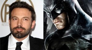 ben affleck is the new batman