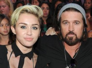 billy ray defends daughter miley