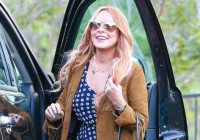 lindsay lohan lands guest role on eastbound and down